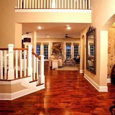 Traditional Entry by Sacksteder's Interiors