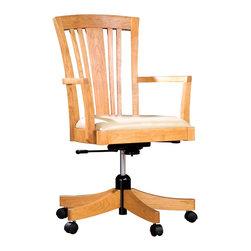 Stickley Metro Swivel Chair 7753-A-SW -