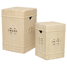Contemporary Side Tables And End Tables by The Well Appointed House