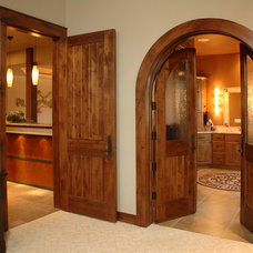 Traditional Interior Doors by Sun Mountain, Inc.