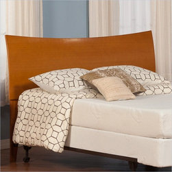 Atlantic Furniture - Atlantic Furniture Soho Twin Headboard in Caramel Latte-Queen - Atlantic Furniture - Headboards - R191847 - The Soho headboard is a curved sleigh style bed with an exquisite finish. The Soho is very rugged and doesnt fall short with its looks.