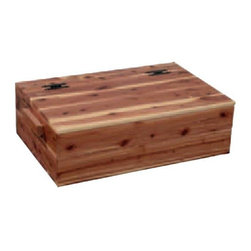 Fifthroom - Cedar Under-the-Bed Storage Box -