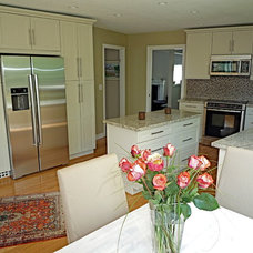 Traditional Kitchen Cabinetry by Homemax Building Supplies