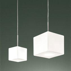 Cubi Pendant by Itre USA -