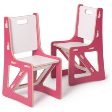 Contemporary Kids Chairs by Sprout