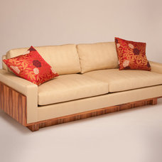 Contemporary Sofas by Cliff Young Ltd.