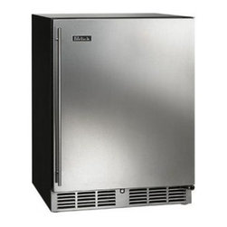 """Perlick - HA24FB1R 24""""  4.8 cu. ft. Capacity ADA Compliant  Built-In Counter Depth  Stainl - The 24 ADA-Compliant Freezer by Perlick is designed to stand 32 high for maximum capacity while still adhering to ADA regulations Featuring stainless steel interior and Perlick39s RAPIDcool Refrigeration system this unit is suitable for a variety of ..."""