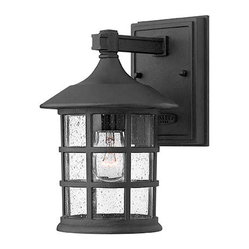 Hinkley Lighting - Hinkley Lighting 1800 Freeport Energy Efficient Outdoor Wall Sconce - C-US Wet Rated, 1, 26W GU24