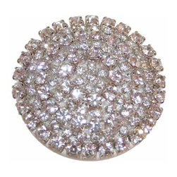 Country Cottage - Bling Bling Drawer Knob - Bling Bling Knob