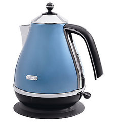 modern coffee makers and tea kettles by John Lewis
