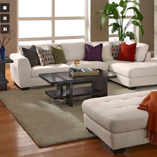 Contemporary Sectional Sofas by Furniture.com