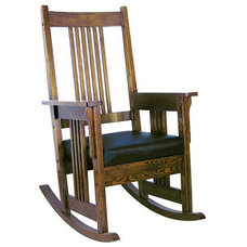 Contemporary Rocking Chairs by Modern Furniture Warehouse