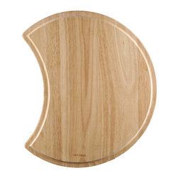 "Houzer - Houzer CB-1800 Cutting Board 16.125"" diameter x 0.75""T - Houzer hardwood kitchen accessory Cutting Board FOR CF-1830 SCF-1830"