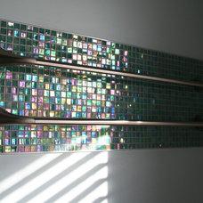 Eclectic Towel Bars And Hooks by Studio NOO Design