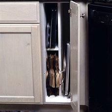 Kitchen Organization: Vertical Space < Organize Your Kitchen - Southern Living