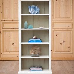 Beach House Bookcase by Bradshaw Kirchofer - http://www.bradshawkirchofer.com