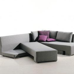Vento FFertig - VENTO SECTIONAL SOFA BED