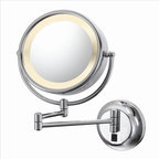 Katherine Modern Bathroom Mirror - contemporary - bathroom mirrors ...