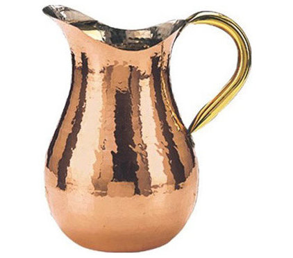 traditional barware by Copper World