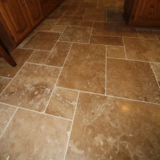 Mediterranean Wall And Floor Tile by Architectural Justice