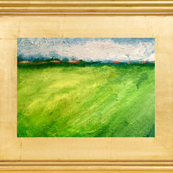 Heather Offord - Plain Air Painting Original Art Print, Framed And Signed By The Artist - Before we get into the details I just wanted to say thank you so much for stopping to look at my art!