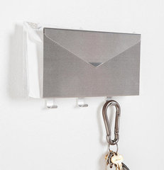 contemporary hooks and hangers by Urban Outfitters