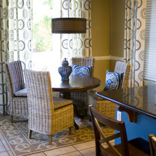 Traditional Dining Room by ReStyle Group