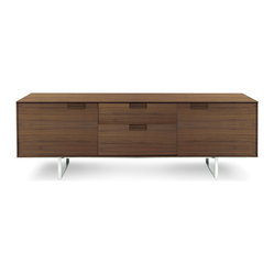 Series 11 2 Door/2 Drawer Console by Blu Dot