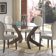 Contemporary Dining Tables by Real Deal Furniture & Mattress
