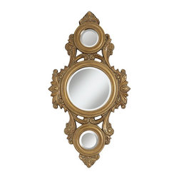 Pacific Coast Lighting - Pacific Coast Lighting Trilogy Wall Mirror Multicolor - 82-8979-76 - Shop for Mirrors from Hayneedle.com! A feast for the senses this Pacific Coast Lighting Trilogy Wall Mirror sets sparkling mirrors within a lustrous gold frame. Versatile too this mirror can be hung horizontally over your mantle or vertically to add light and style. Ornate frame details an antique gold finish and three mirrors with wide beveled edges make this mirror something special.About Pacific Coast LightingPacific Coast Lighting was founded in 1979. Since then they have set a standard of excellence for the entire lighting industry. They have built a reputation for innovative design quality workmanship and market responsiveness. Pacific Coast Lighting has its own house brand and is the exclusive lighting and accessory manufacturer for several of today s prestigious lifestyle brands. Kathy Ireland Home and National Geographic Home collections are two of these well-respected lines.