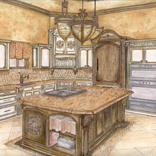 Traditional  by Euro Design/Build/Remodel