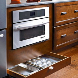 KITCHEN CABINET TOE KICK DRAWER - Call us for an estimate!
