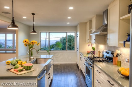 Contemporary Kitchen Cabinets by Optima Sales Group - Nor CA, Nor NV