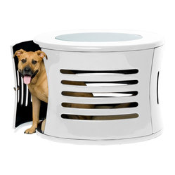 ZenHaus Medium White Pet Den