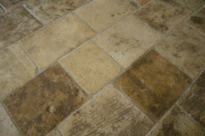 Mediterranean Floor Tiles by ANN SACKS