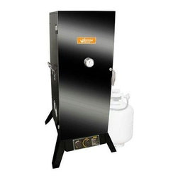 "Weston - Vertical Propane Smoker 30"" - Weston 30"" Vertical Propane Smoker"