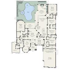 Traditional Floor Plan by Arthur Rutenberg Homes