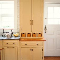 Farmhouse Kitchen by Bare Root Design Studio