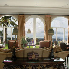 Traditional Window Treatments by Installations Etc.