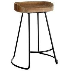 traditional bar stools and counter stools by Wisteria