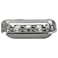 NU Steel Gloss Soap Dish   Wayfair