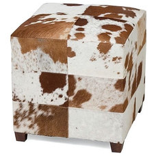 Traditional Footstools And Ottomans by Zin Home