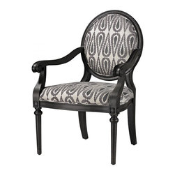 Sterling Industries - Ventnor Accent Chair - VENTNOR ACCENT CHAIR