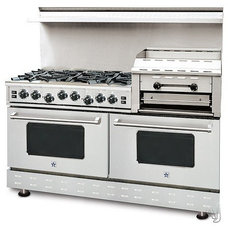 Eclectic Gas Ranges And Electric Ranges by AJ Madison