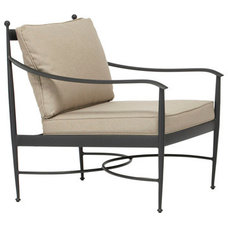 contemporary outdoor chairs by Brown Jordan