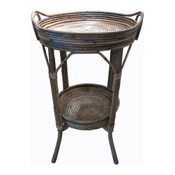 Tropical Side Amp End Tables Houzz