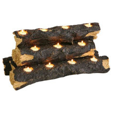Rustic Candles And Candle Holders by Improvements Catalog