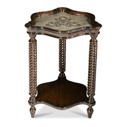 "AICO Furniture - ""Michael Amini"" Discoveries Accent Tray Table - Features:"