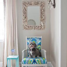 Eclectic  by Roxanne Lumme Interiors, LLC