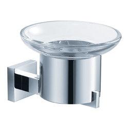 Fresca - Fresca FAC1103 Glorioso Soap Dish (wall Mount) - Fresca FAC1103 Glorioso Soap Dish (wall Mount)